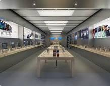 The Apple Store in Solihull